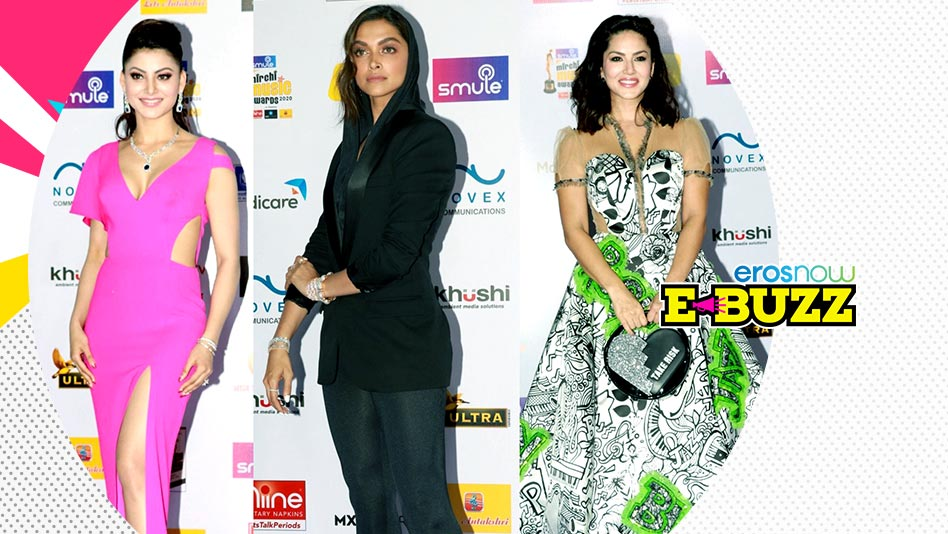 B-Town stars come together for a Starry Award Night