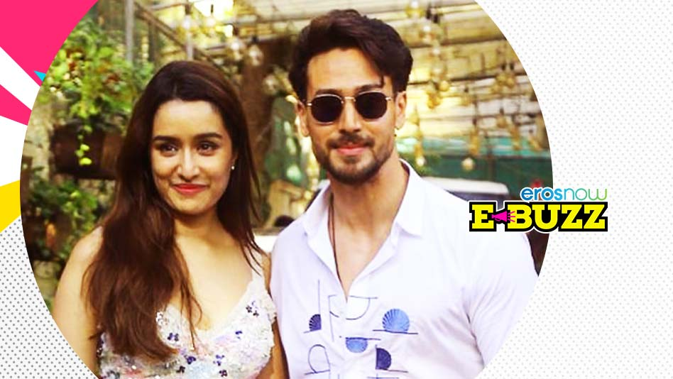 Watch E Buzz - Tiger Shroff celebrates Shraddha Kapoor's birthday on Eros Now
