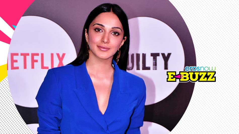 Watch E Buzz - Bollywood celebs attend the screening of Kiara Advani's film on Eros Now