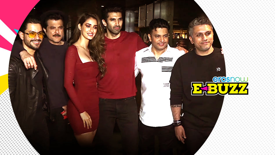 Watch E Buzz - Disha Patani & Aditya Roy Kapur At A Success Party on Eros Now