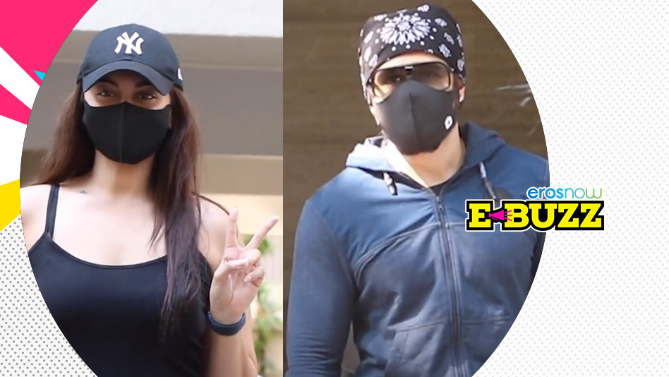 Watch E Buzz - Roundup: Celebs Spotted in the City on Eros Now