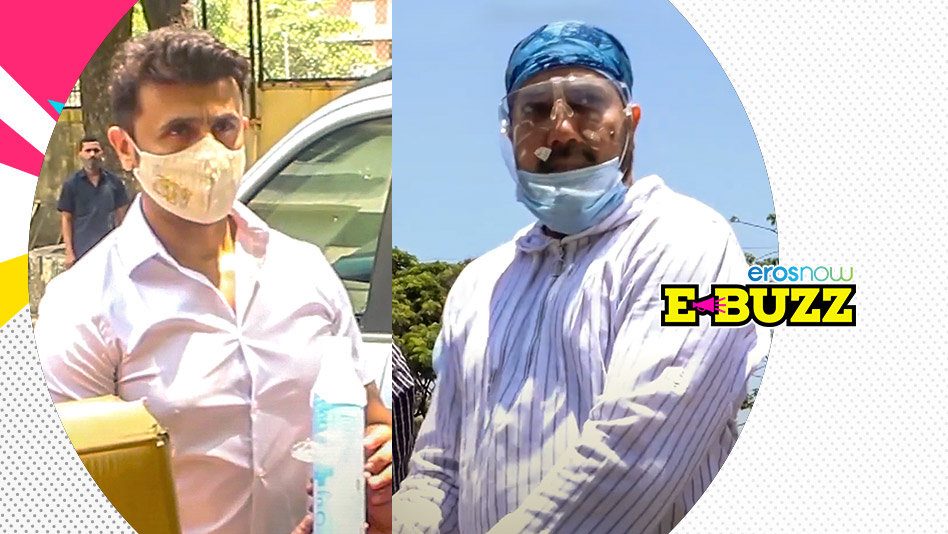 Watch E Buzz - Mika Singh and Sonu Nigam Help During the Covid-19 Pandemic on Eros Now
