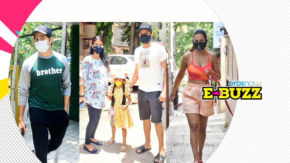 Watch E Buzz - Celebs Spotted in the City on Eros Now