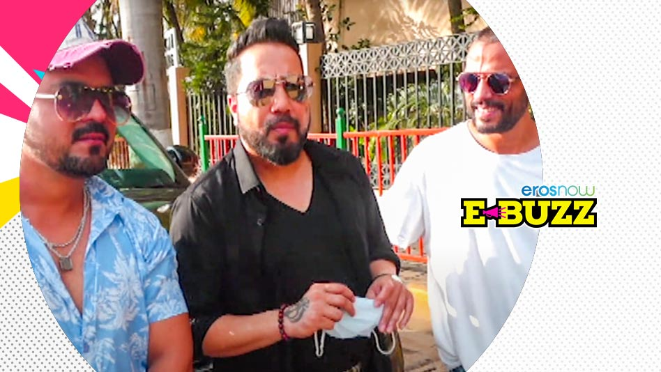 Watch E Buzz - Mika Singh Reveals the Name of his Upcoming Single on Eros Now