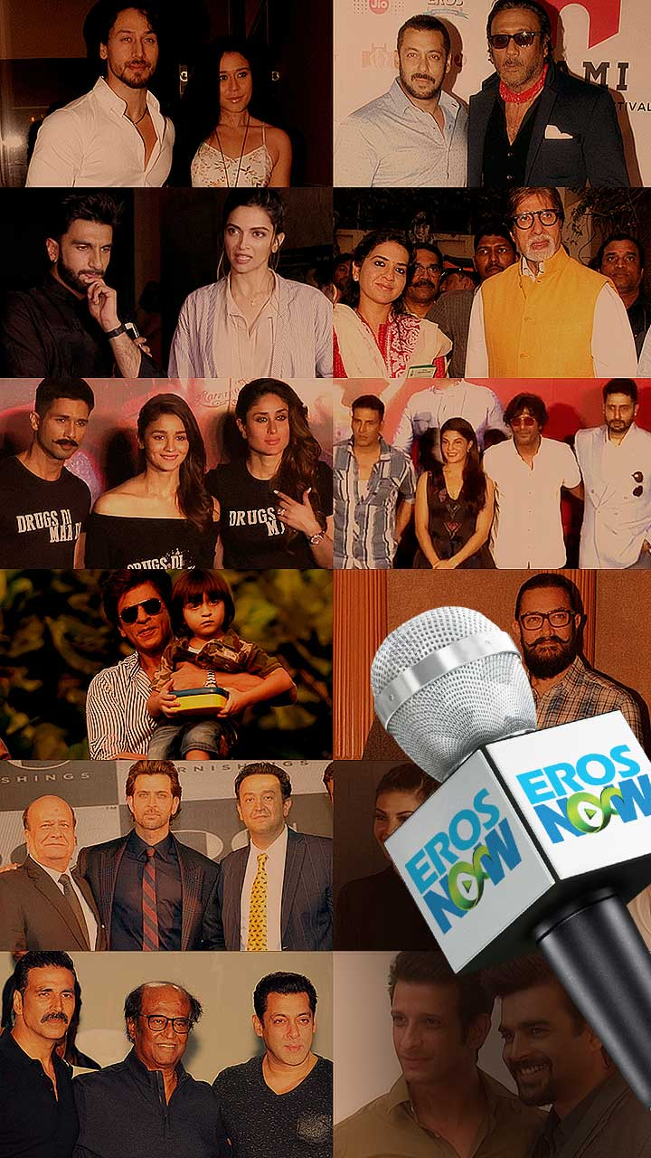 Stream the latest seasons & episodes of E Buzz - An Eros Now Original