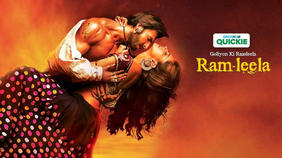 Watch Goliyon Ki Raasleela Ram-Leela - Goliyon Ki Raasleela Ram-Leela on Eros Now