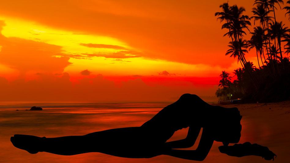 Watch Yoga Vibes ft. Mansi Gulati - Say no to thyroid! on Eros Now
