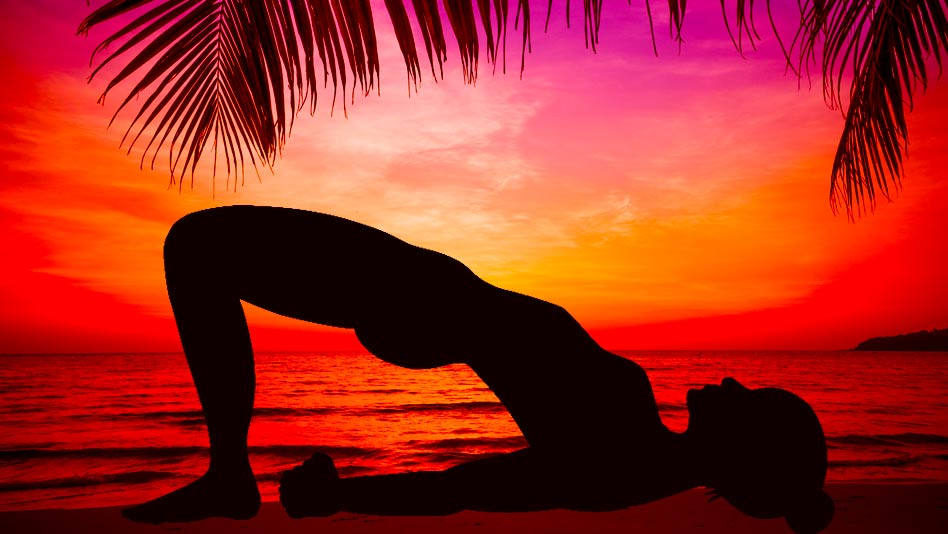 Watch Yoga Vibes ft. Mansi Gulati - We got your back! on Eros Now
