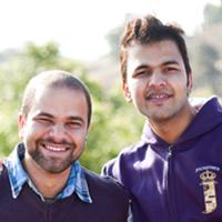 Manas Chaturvedi and Shikhar Chaturvedi