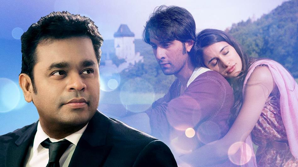 Romantic Melodies by Rahman