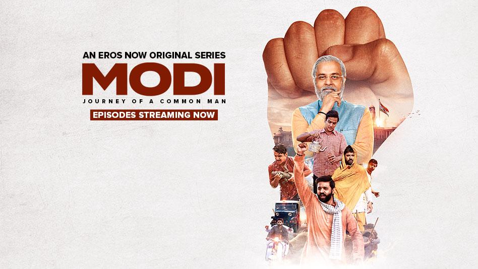 Modi - Journey Of A Common Man (Hindi)