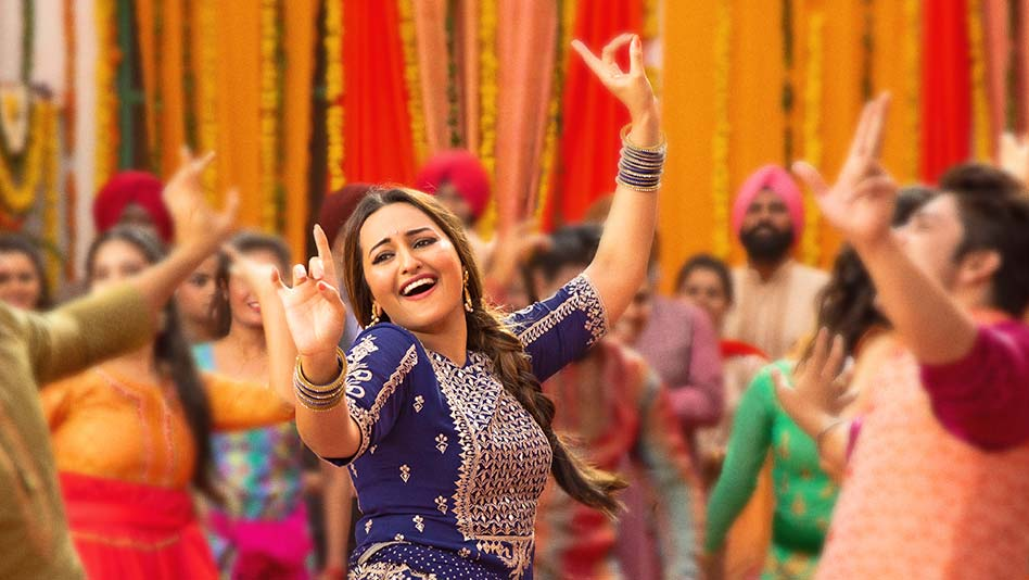 Sonakshi Sinha's Dance Moves
