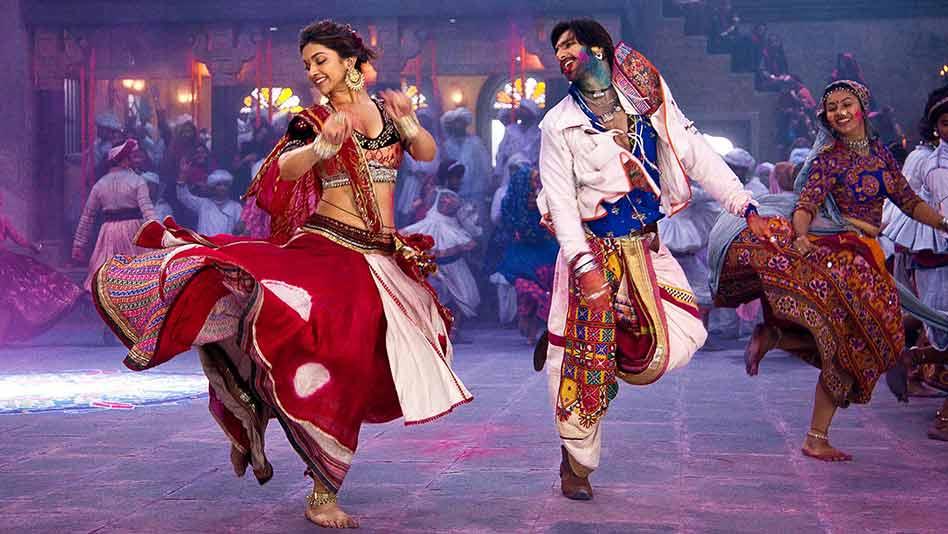 Bollywood Style Garba