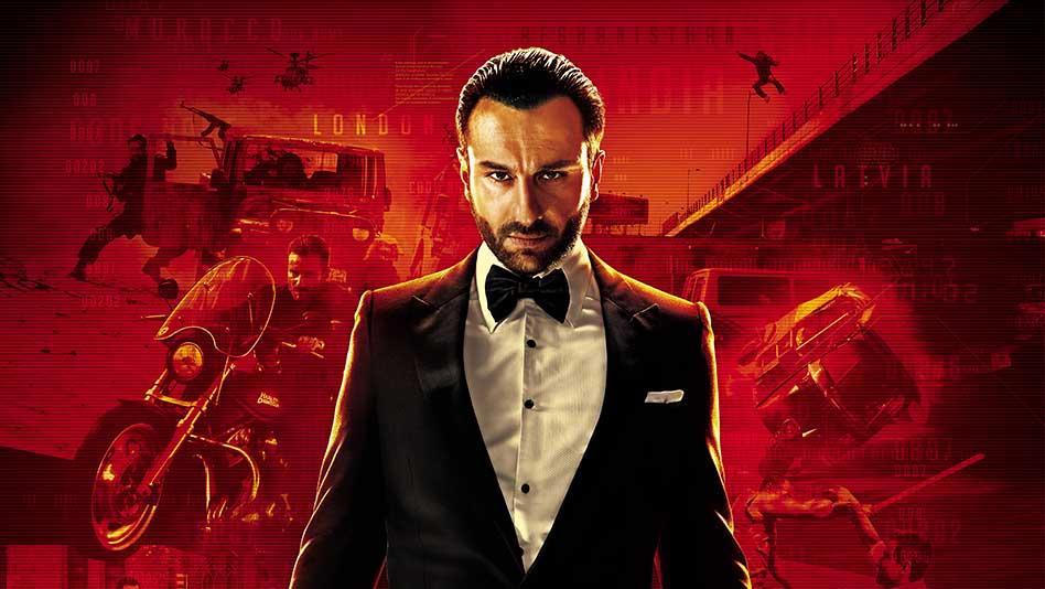 Agent Vinod - Jukebox