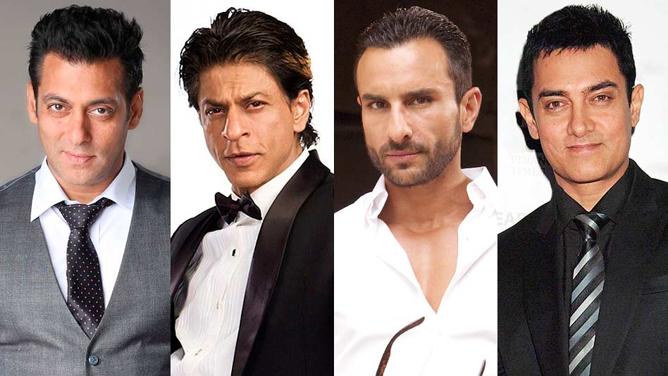 Khan's Of Bollywood