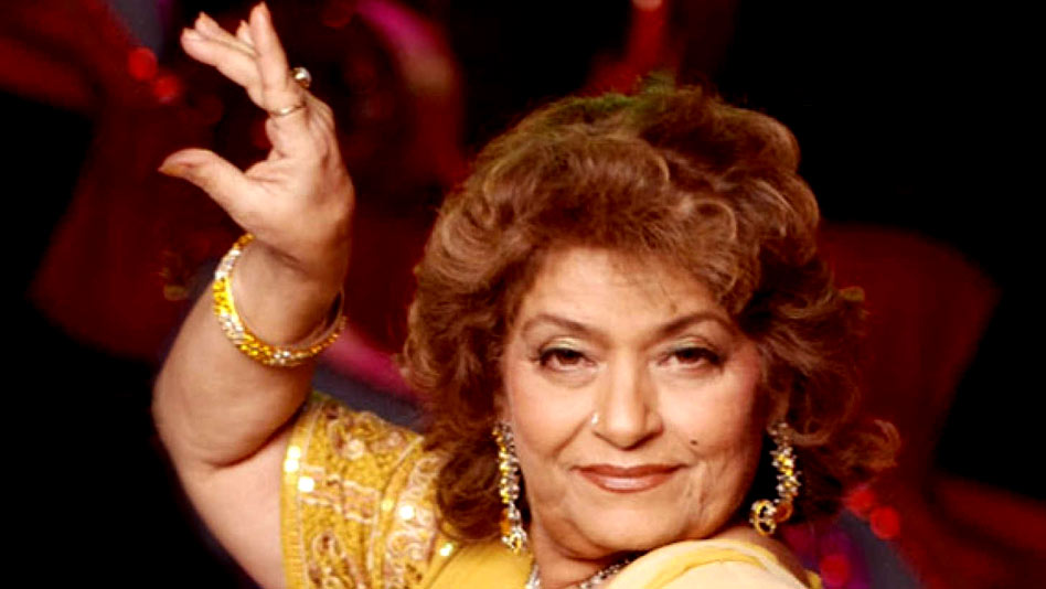 Tribute To Saroj Khan