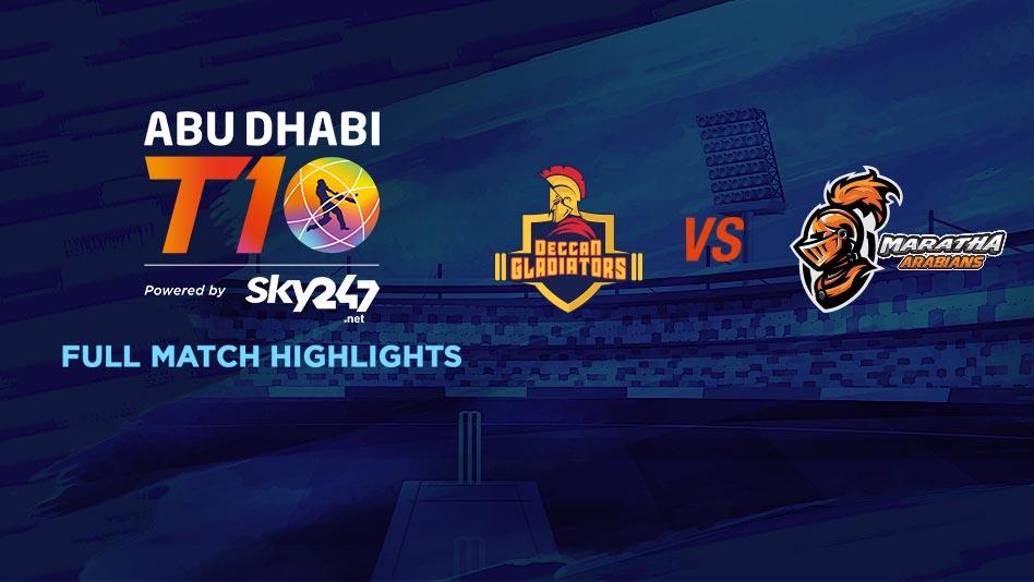 Match 22 - DEG vs MA - Full Match Highlights