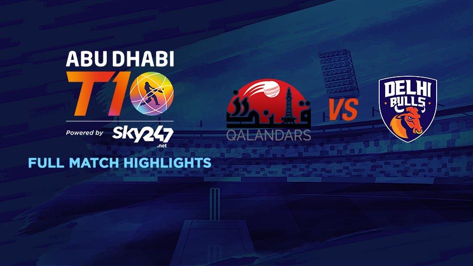 Match 23 - QLD vs DBL - Full Match Highlights