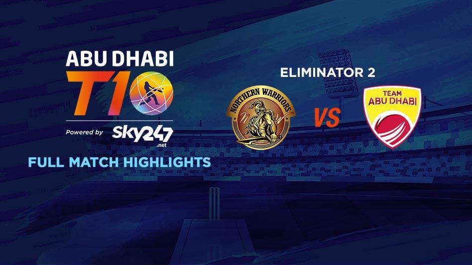 Eliminator 2 - NW vs AD - Full Match Highlights
