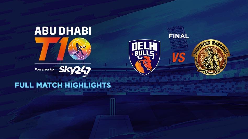 Final - DBL vs NW - Full Match Highlights